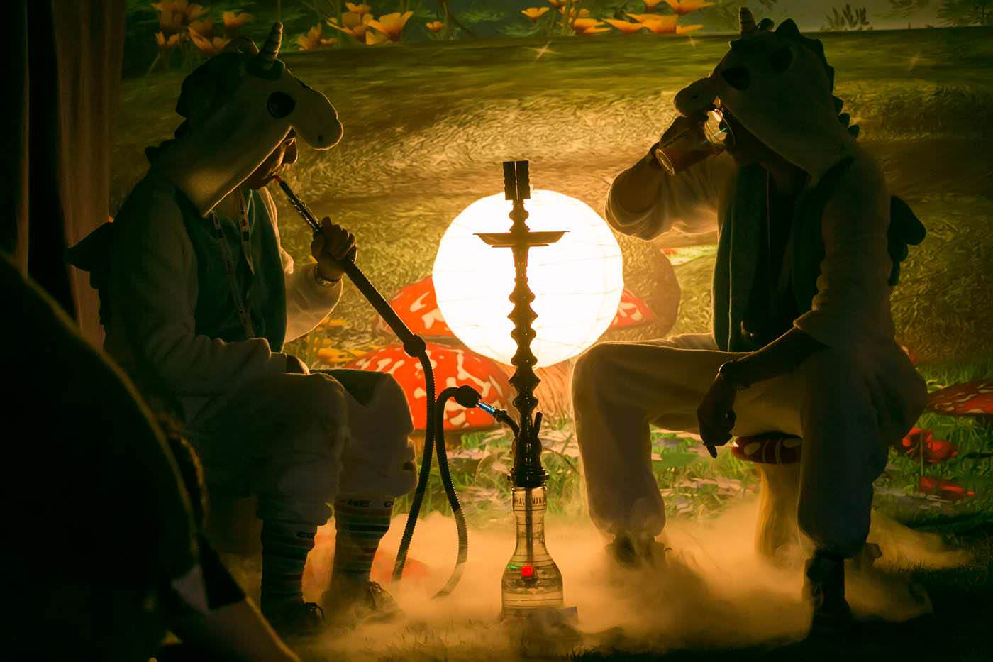 Electronic Shisha Hire Packages- Weddings, Corporate Events, Birthdays and House Parties in London, Oxford, Cambridge, Surrey & Kent